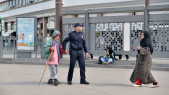 policier homme