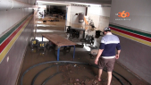 Cover Vidéo... خسائر جسيمة بسبب فيضانات سلا