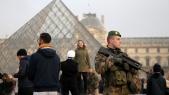 Militaire Louvre