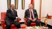 Mohammed VI et Condé