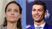Ronaldo et Angelina