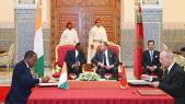 Roi Mohammed VI Ouattara