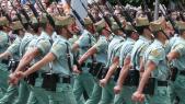 soldats espagnols