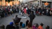 cover vidéo:Le360.ma •Casablanca: les musiciens réinvestissent l'espace public