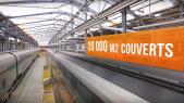 Atelier maintenance TGV
