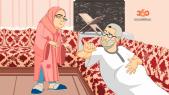 Cover Vidéo... بنكيران يحتفل بعيد المرأة