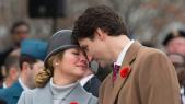 Couple Trudeau