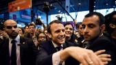 Macron salon agriculture