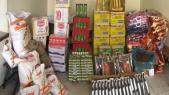 produits contrebande