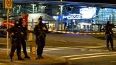 Policiers aéroport Amsterdam