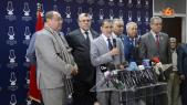 cover vidéo :Le360.ma • سعد الدين العثماني يعلن عن أغلبيته الحكومية