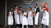 cover: Dans les coulisses de Master Chef Celibrity