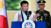 Le président philippin Duterte