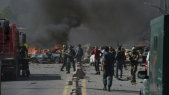 Attentat à Kaboul