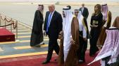 Donald Trump à Ryad