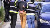Espagne-Arrestation