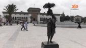 cover video- Le nouveau look de la place Mohammed V