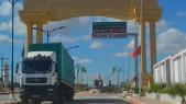 Poste frontalier Algérie-Tunisie