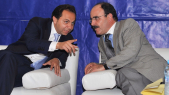 Salahedine Abou Ghali et Ilyas El Omari