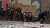 Al Hoceima-attaque contres les forces de l'ordre