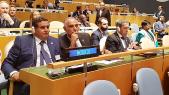 Conférence de l'Onu sur les océans-délégation marocaine
