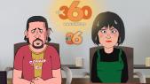 Cover Video -Le360.ma •الكاميرا الخفية و بشرى الضو في ضيافة لابريكاد