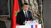 Emmanuel Macron-conférence à Rabat