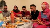 "cover video- ""فطور النجوم  مع"" بديع أووك"