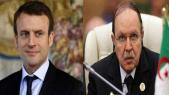 Macron-Bouteflika