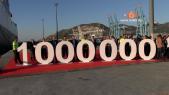 Cover Video -Le360.ma • بالفيديو: المغرب يصدر رسميا اول مليون سيارة من ميناء طنجة المتوسط