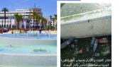 Fontaine Place Mohamed V à Casablanca