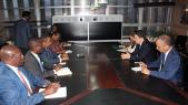 Union africaine: Nasser Bourita en marathon diplomatique à Addis Abeba