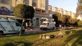 Agence bancaire-Tanger