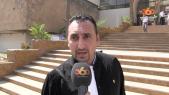 Cover Vidéo... المحامي إسحاق شارية يلوح بمقاضاة بنكيران وأخنوش والعماري