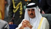 L'émir du Qatar, Tamim ben Hamad al Thani