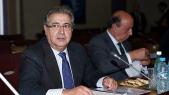 Le ministre espagnol de l'Intérieur, Juan Ignacio Zoido,