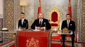 Mohammed VI-discours-trône