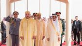 Le roi Mohammed VI et le Roi Salmane
