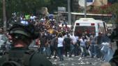Violences en Cisjordanie et à Jérusalem