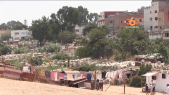 Cover Video -Le360.ma • يزور الحي الذي كانت تقيم به زينب Le360