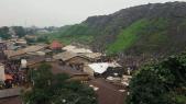 Eboulement Conakry