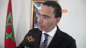 Cover Video -Le360.ma • مصطفى الخلفي يقيم حصيلة دورة أبريل البرلمانية
