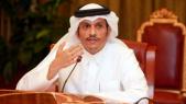 Ministre qatari des Affaires étrangères