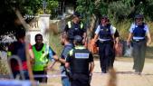 Police espagnole attentats