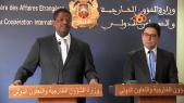 Nasser Bourita et le président de la commission de la CEDEAO