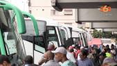 """Cover Video -Le360.ma • بالفيديو. قبيل عيد الأضحى..""""كورتيا"""" يلهبون أسعار النقل بمحطة ولاد زيان"""