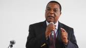 Le ministre des Affaires étrangères de la Tanzanie, Augustine Mahiga