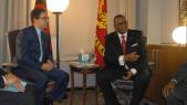 Nasser Bourita et Peter Mutharika