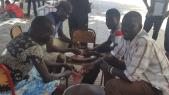 Les étudiants africains et asiatiques fêtent l'aid-3