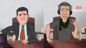 Cover Video -Le360.ma •عبد الحق الشراط ومبديع في ضيافة لابريكاد 36 .